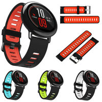 Replacement Silicone Sports Strap Band For Xiaomi HUAMI AMAZFIT Smart Watch