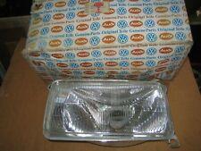 New/Genuine, VW,LT, MK1,Left, Headlamp/Headlight, 1985-96, 28/31/35/Van/2.4/D24