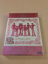 Ouran High School Host Club DVD 4 Disc Box Set New Sealed Out Of Print HTF