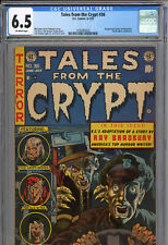 Tales from the Crypt #36 (EC Comics 6/7 '53) CGC 6.5 (OW) Pre-Code Horror Comic