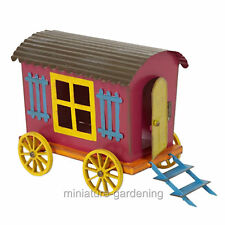 Miniature Fairy Garden Gypsy Wagon