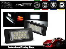 LUCI TARGA PRAU01 AUDI Q5 A4 2008 2009 2010 A5 TT VW PASSAT B6 KOMBI LED CANBUS