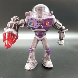 "Buzz LightYear Evil Robot 6 Inch Action Figure Disney Toy Story Anti-Buzz 6"""