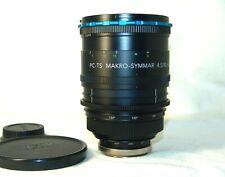 Schneider-KREUZNACH PC-TS MAKRO-SYMMAR 4,5/90 HM,mount Canon EOS,made in Germany