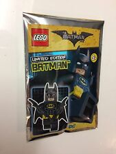 10x LEGO® - BATMAN - THE BATMAN MOVIE - DC - POLYBAG - LIMITED EDITION -  2017