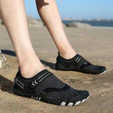 Men Beach Water Shoes Aqua Quick Dry Barefoot Skin Socks Athletic Pool Swim Surf