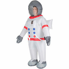 INFLATABLE SPACEMAN ASTRONAUT NASA COSTUME ADULT FANCY DRESS HEN STAG OUTFIT