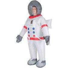 Inflable Spaceman astronauta de la NASA Disfraz Adulto Disfraz Gallina Stag Outfit