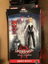 New listing Marvel Legends - Gwen Stacy - Peter Porker - 6 Inch - Stilt-Man Baf - Cmb Ship