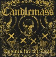CANDLEMASS - PSALMS FOR THE DEAD  2 VINYL LP NEW