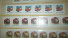 US Postage 263x Presort Self Stick Stamps in Coil Strips MNH