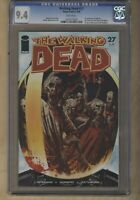 Walking Dead #27 KEY🔑 ISSUE 1st app. The Governor  Woodbury NM CGC 9.4