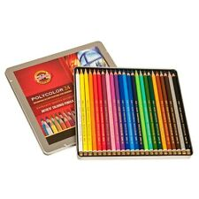 Koh-I-Noor Polycolor Colored Pencils Set of 24