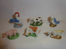 Wade WHIMSIE FULL SET OF FARM ANIMALS