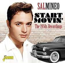 Sal Mineo - Start Movin: 1950s Recordings [New CD] UK - Import