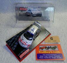 Lot 6. IXO/Deagostini 1/43. Peugeot 206 WRC 2002. Car No. 2. NEW With Case.