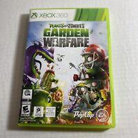 Plants vs. Zombies: Garden Warfare Xbox 360 Microsoft Video Game Free Ship