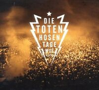 "DIE TOTEN HOSEN  ""TAGE WIE DIESE""  CD SINGLE NEU"