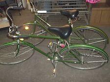 "SET OF 2 BICYCLES BIKES FIRESTONE FEATHERWEIGHT 09-02-103-5 26"" VAGABOND VINTAGE"