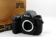 [MINT++] Nikon F6 35mm SLR Film Camera Body with BOX From JAPAN