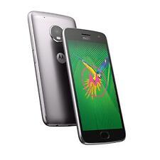 Motorola moto G5 Plus XT1685 Gris 4GB 32GB (Desbloqueado) Teléfono Inteligente
