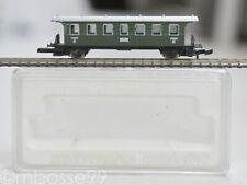 Märklin Mini-Club Spur Z Personenwagen 2. Klasse 8700 (WLB), OVP