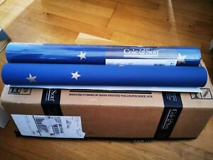Cole & Son Stars Wallpaper 103/3017 - full roll (unopened) and part roll