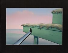 Terrytoons Production Animation Production Background 1950 Dinky Duck Buzzy Buzz