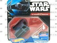 Hot Wheels Star Wars: Starship Darth Vader's TIE Advanced X1 Prototype Unopened!