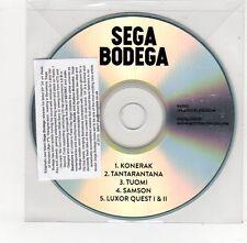 (FE601) Sega Bodega, Konerak - DJ CD