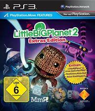 Ps3/Sony PlayStation 3-Little Big Planet 2 #extras Edition de/en con embalaje original