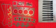 FORD Fiesta Escort 1.6 XR3i 1600 16v zetec Head Joint Set boulons (1992-2000)