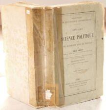JANET STORIA SCIENZE POLITICHE INDIA GRECIA PLATONE
