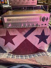 Vintage Realistic STA-64 Stereo Receiver Vintage Receiver Parts or Repair