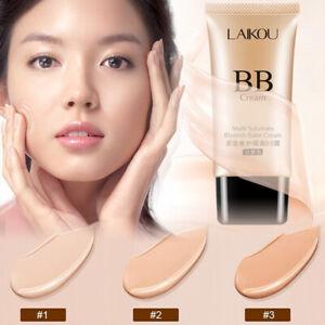 LAIKOU BB Cream Concealer Brighten Whitening Moisturizing Base Face Beauty