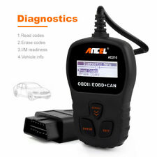 Universal OBDII EOBD CAN Car Code Reader Auto Vehicle Diagnostic Scan Tool AD210