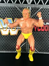 HULK HOGAN WWF LJN Vintage Rubber Action Figure