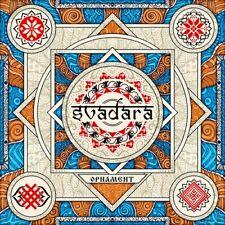 "SvaDaRa ""Ornament"" CD [female fronted Ethno Folk Metal from Ukraine, 2019]"