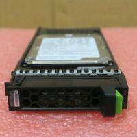 "Fujitsu Eternus DX S2 900GB SAS 6G 10K 2.5"" Hard Drive HDD In Caddy CA07339-E524"