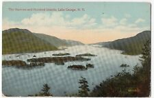 USA; Narrows & Hundred Islands, New York PPC, Unposted, By Valentines