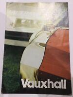 Vauxhall Car Brochure - September 1974 - Viva Ventora VX4/90 Magnum Victor Firen