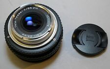 Carl Zeiss ZM Tele-Tessar 85mm f/4 85/4 Lens Mamiya 645 AF DF Mount Modified