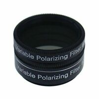 Gosky 1.25 Inch Variable Polarizing Filter No 3 for Telescopes & Eyepiece