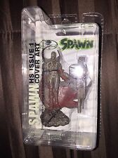 "SPAWN HS Issue 1 Cover Art 3"" Mini Trading Action Figure 2007 McFarlane Toys NIB"