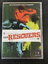 Shaw Brothers Shaolin Rescuers Region 1DVD Brand New Factory Sealed And Oop Ms12