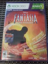 Disney Fantasia: Music Evolved (Microsoft Xbox 360 KINECT Game) NEW