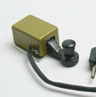 New VTG Soviet Russian Miniature Telegraph Morse Key Military HAM Radio USSR