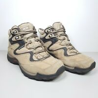 Salomon Womens Leather Contagrip Goretex Hiking Shoes Size UK 6 EUR 39.3 US 7.5