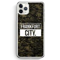 Frankfurt City Camouflage iPhone 11 Pro Max Hülle Motiv Design Deutschland Mi...
