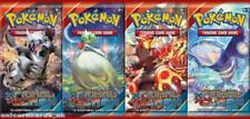 Pokemon XY Primal Clash 4 Booster Packs - All 4 Types - Brand New And Sealed!